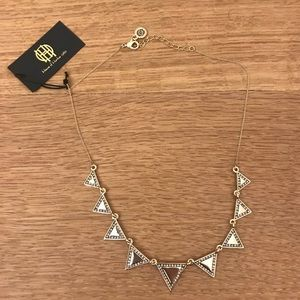 NWT House of Harlow 1960 Athena's Collar Necklace